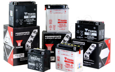 HOW TO CHARGE AND MAINTAIN YOUR MOTORCYCLE BATTERY?